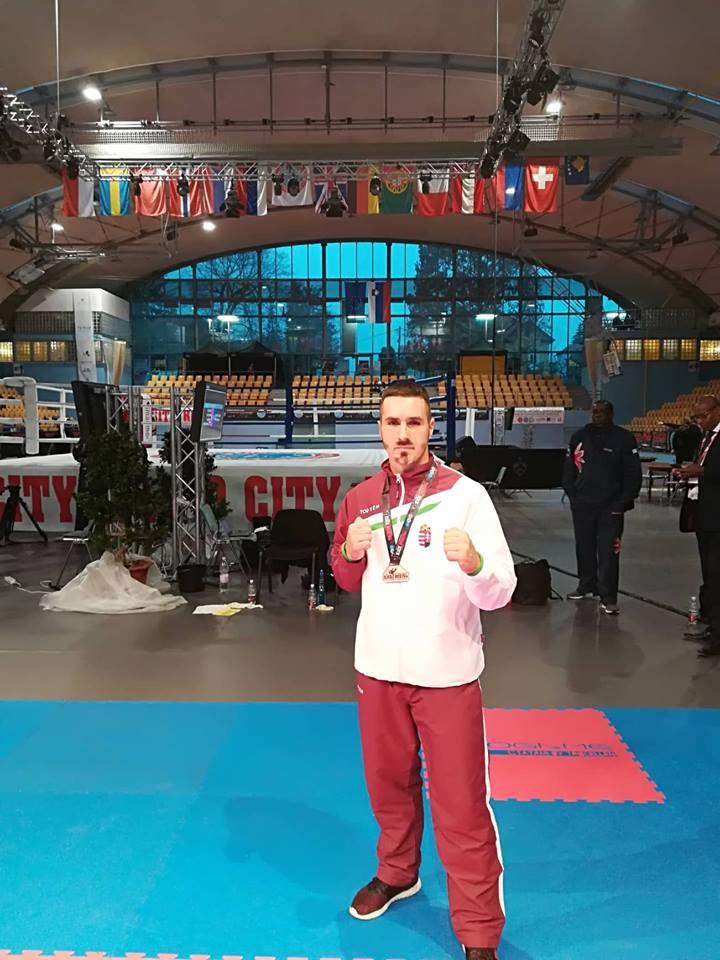 További képek a maribori Kick-box Európa Bajnokságról